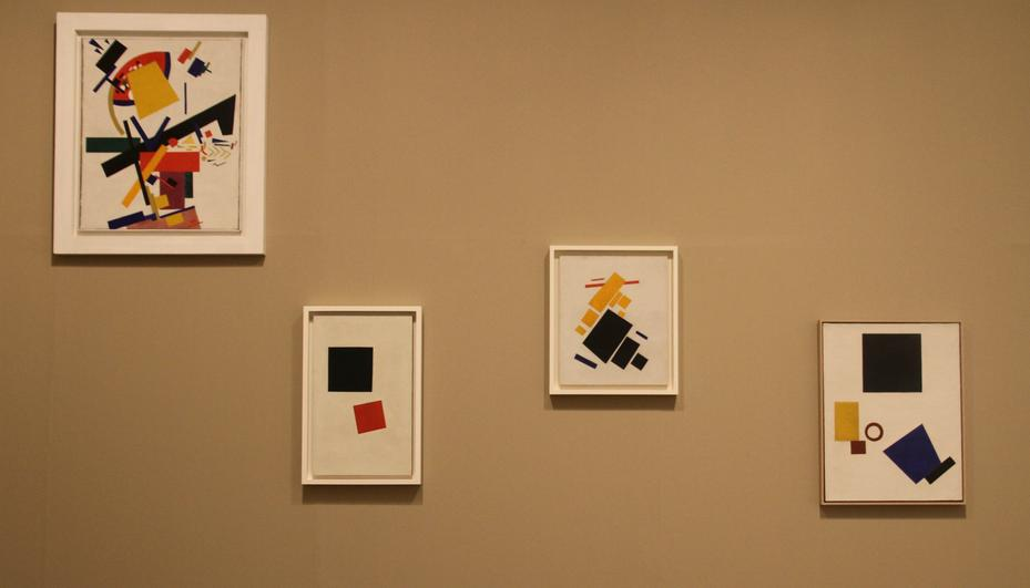 malevich - various