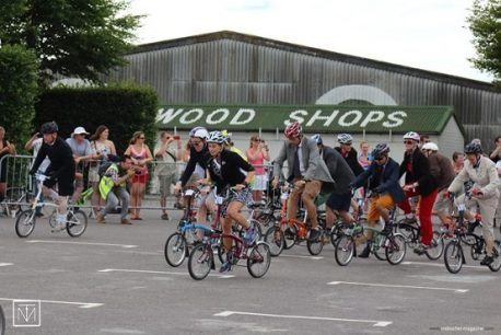 Brompton World Championships by Emma O'Hare