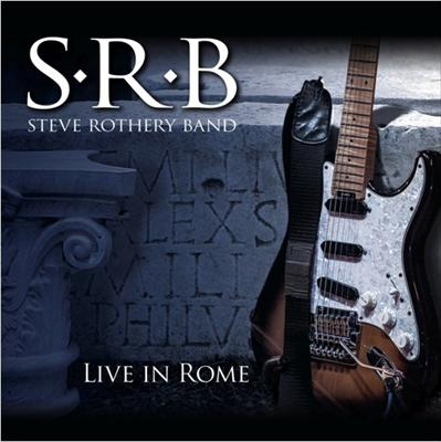 steve rothery, live in rome