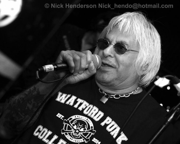 UK Subs By Nick Henderson