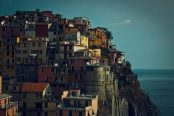 crowded cliff by Jonas Lavoie-Levesque
