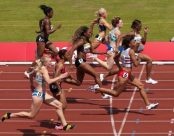 female athletes by wwarby