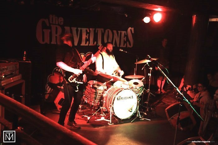 The Graveltones by Kailas