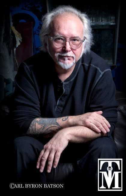 Reeves Gabrels by Carl Batson