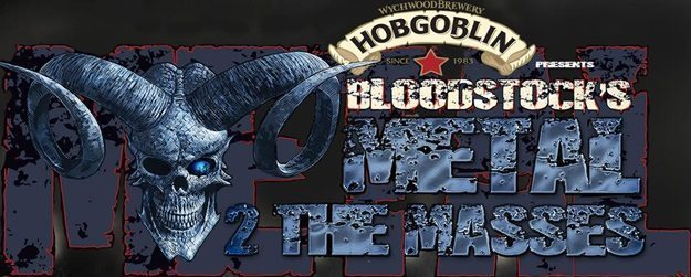 bloodstock metal to the masses