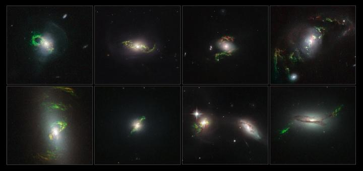 Hubble space views