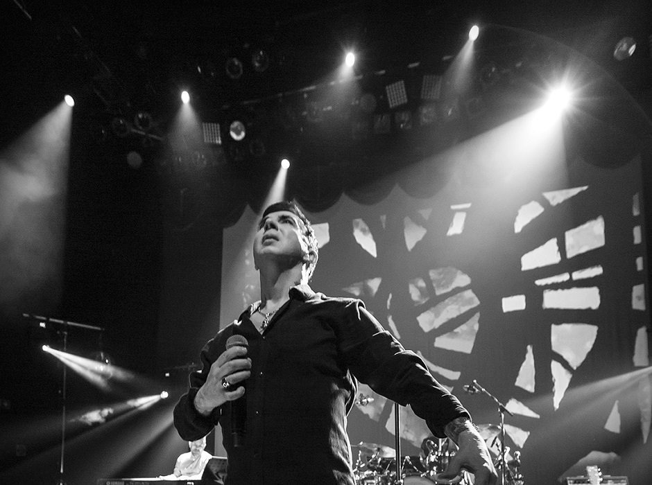 Marc Almond by Carl Batson