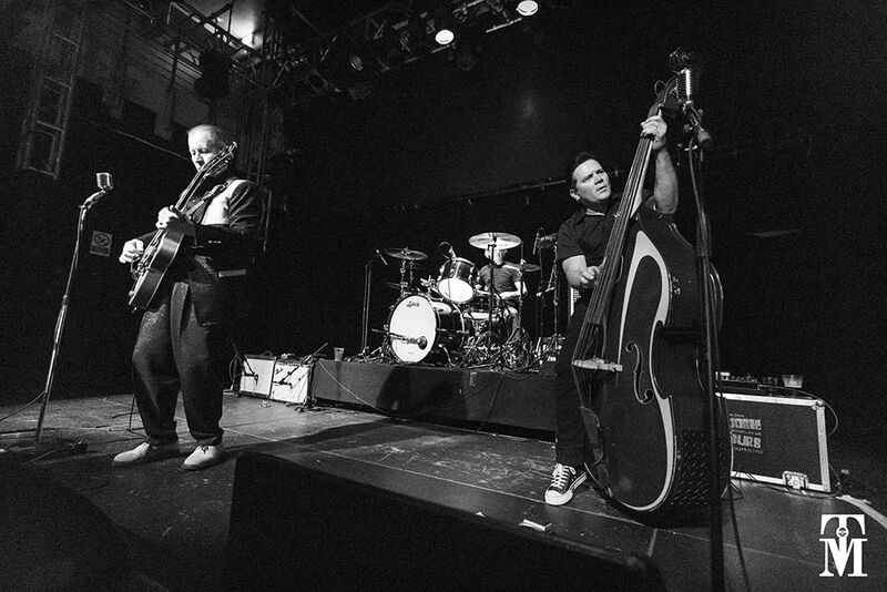 Reverend Horton Heat g