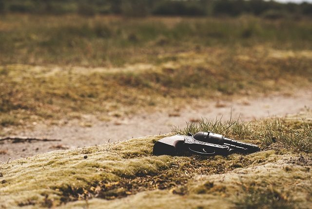 gun by Unsplash