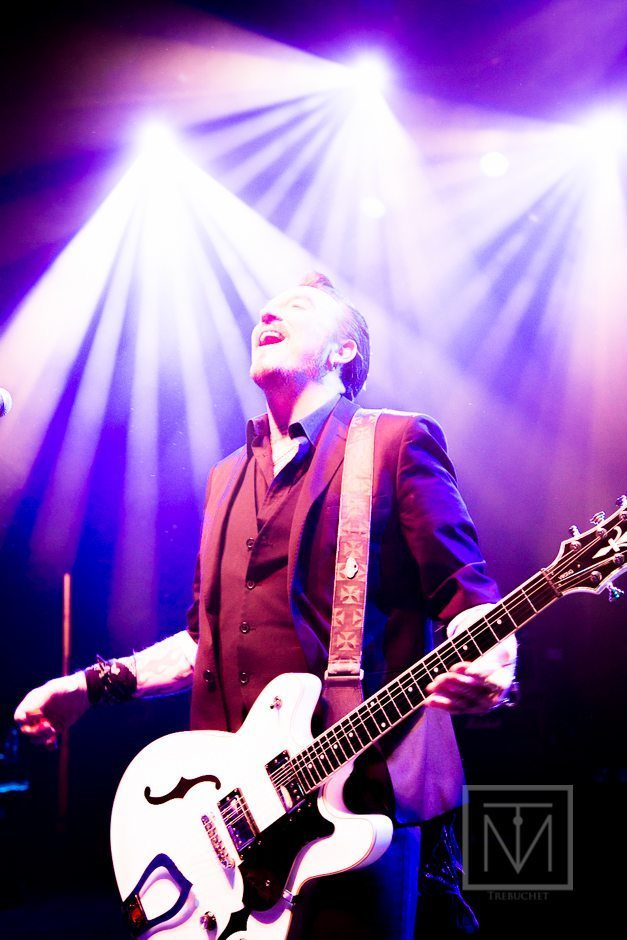 Wildhearts 25th September – London O2 Shepherd's Bush Empire