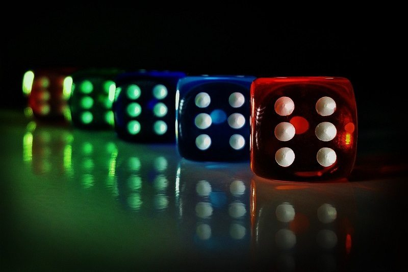 dice by Alexas_Fotos