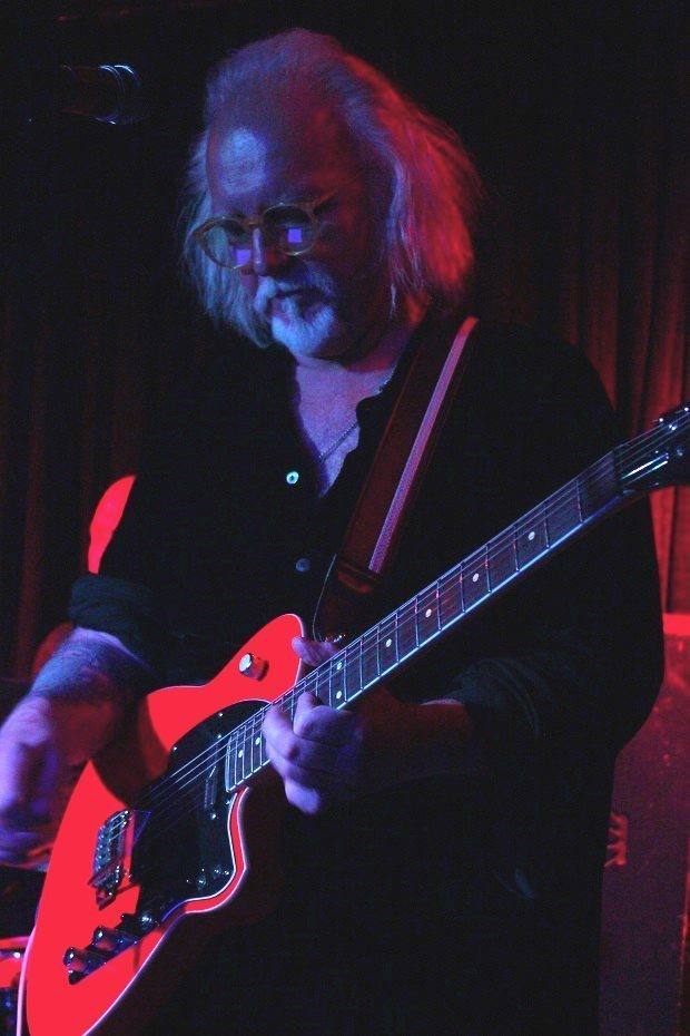 Reeves Gabrels by Molly Hill