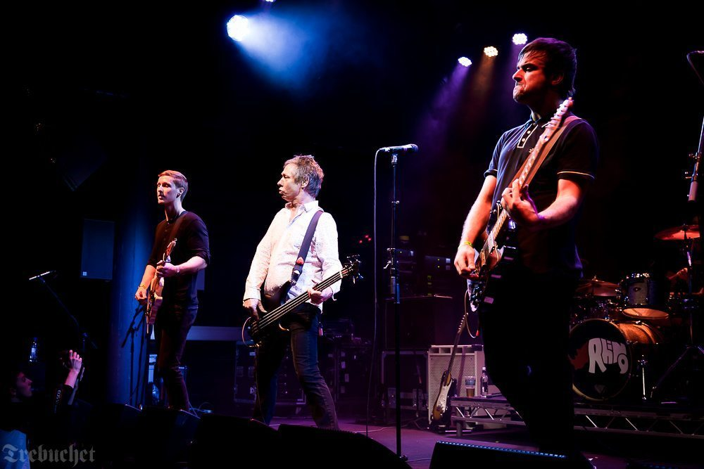 Photo's of Rhino's Revenge in October 2015 at The Brooklyn Bowl, London