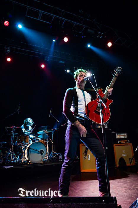 A review of the Eagles of Death Metal 5th November 2015 The Forum, Kentish Town.