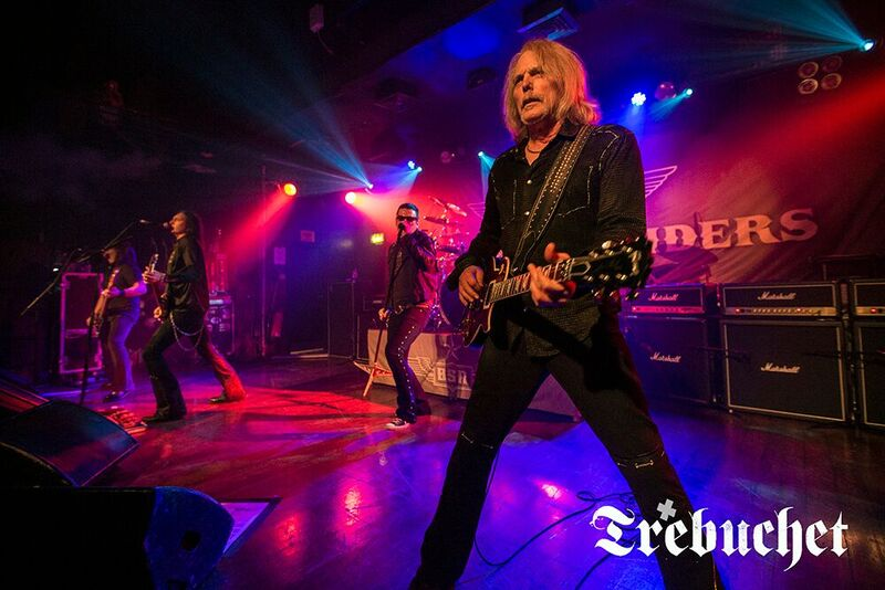 Black Star Riders, The Scala (London), December 11 2015