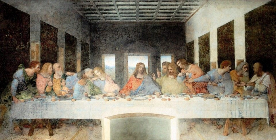 Da Vinci, Last SUpper