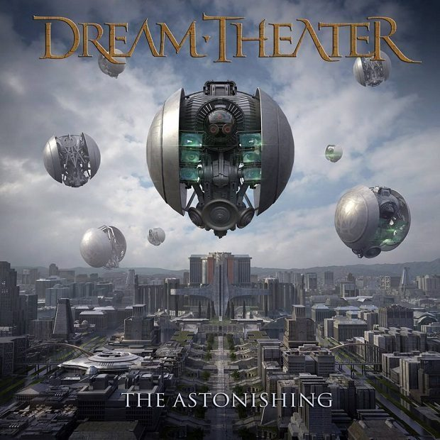 Dream Theater m The Astonishing