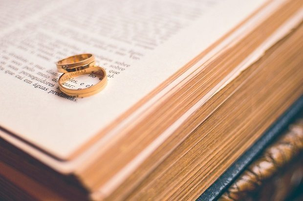 Wedding rings, survive cancer
