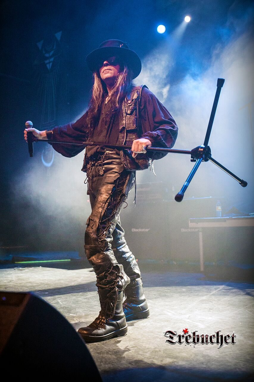 Fields of the Nephilim, Forum, 20 June 2016