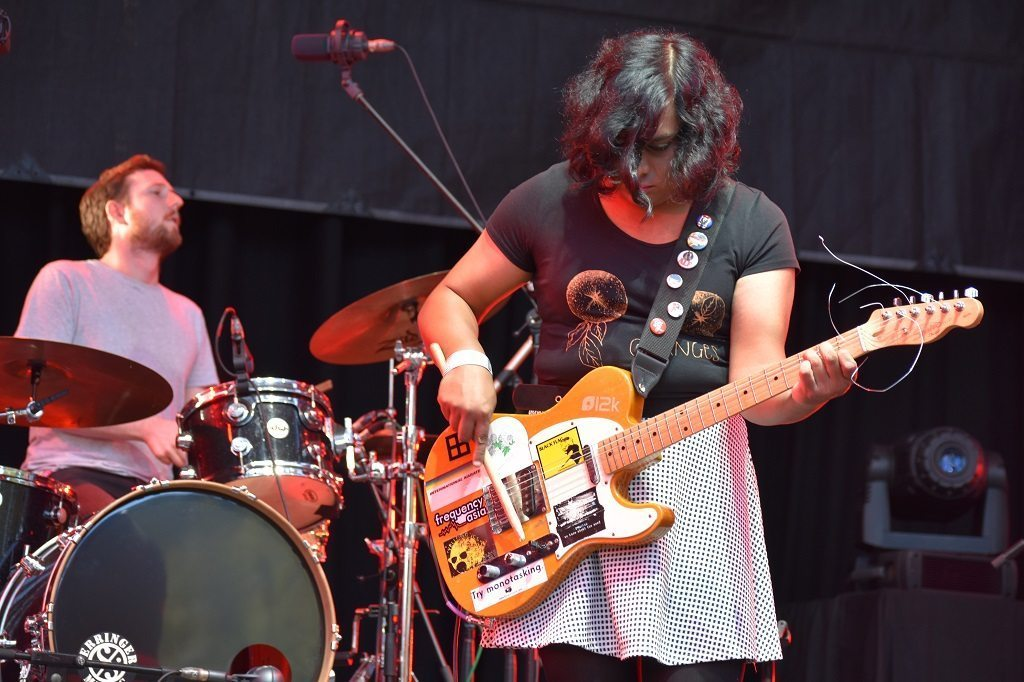 Tangents, Womadelaide 2017