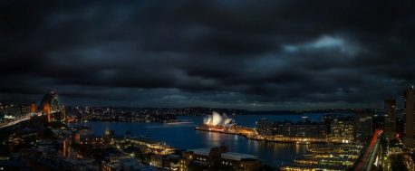 sydney harbour by pixabay and tpsdave