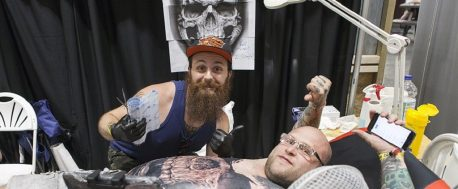 Great British Tattoo Show