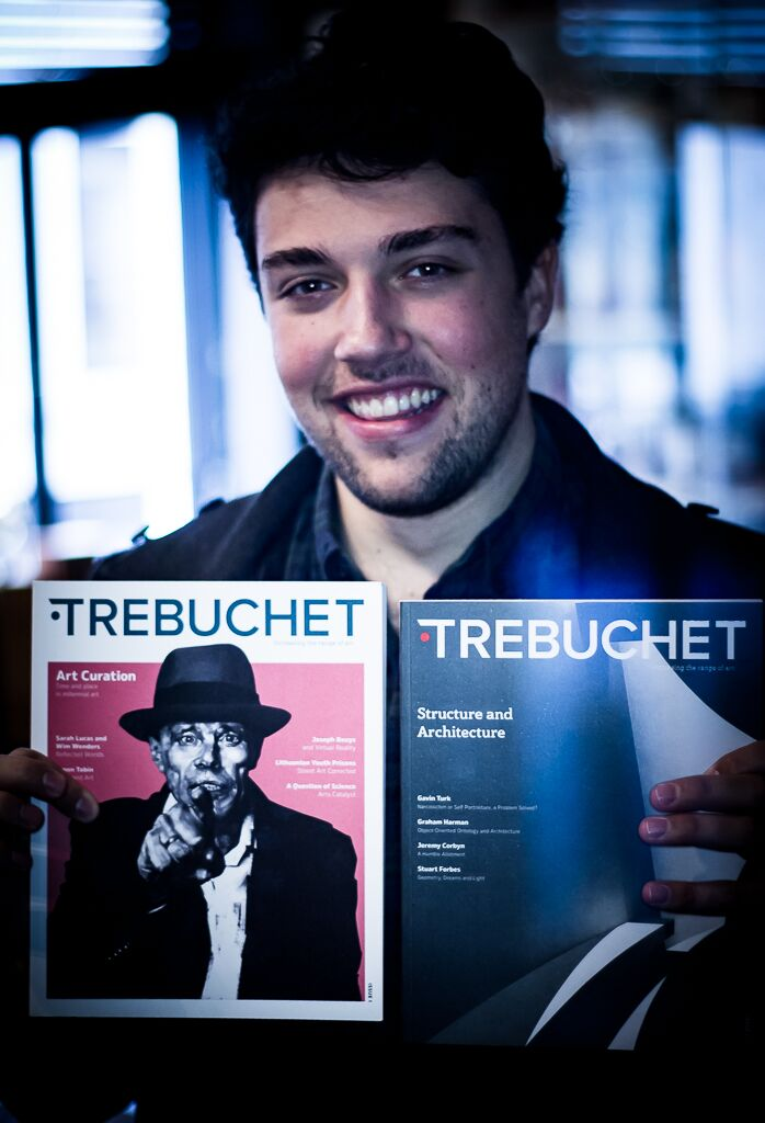Trebuchet Issue 2 launch