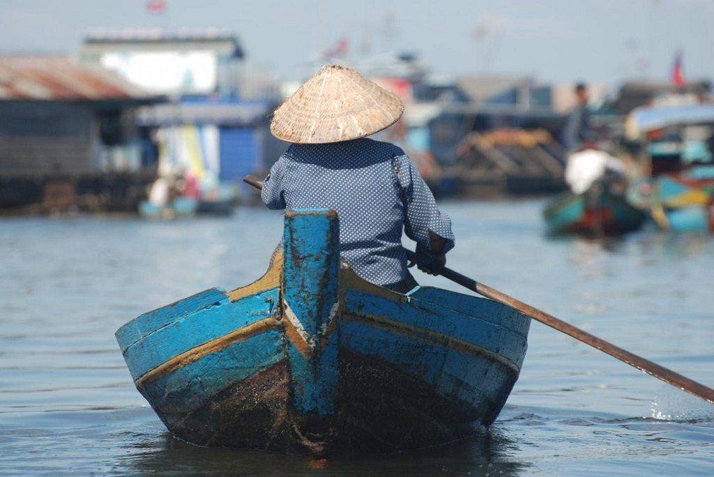 Mekong fishing by John Sabo and Arizona State University