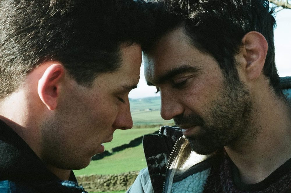 Josh O'Connor and Alec Secareanu