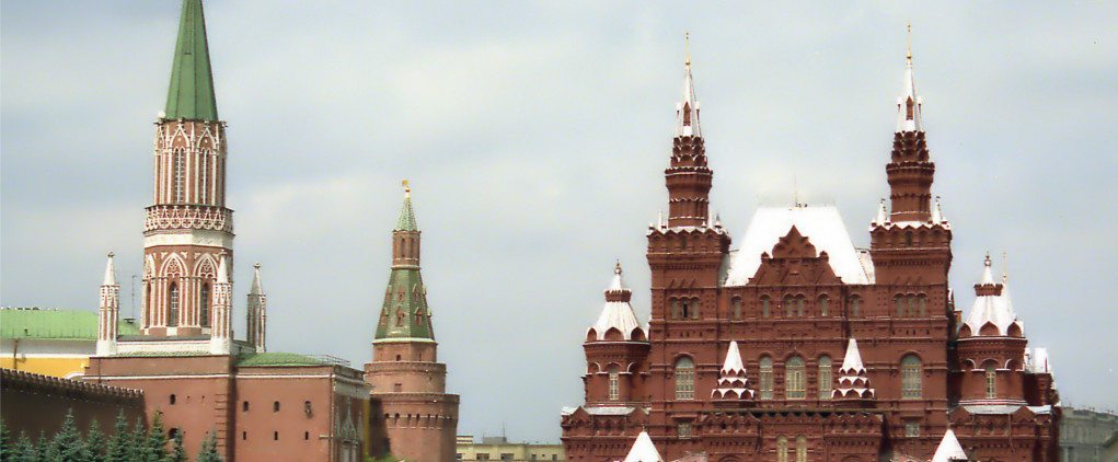 Red Square, Moscow - but is McMafia a realistic depiction of Russian organised crime?