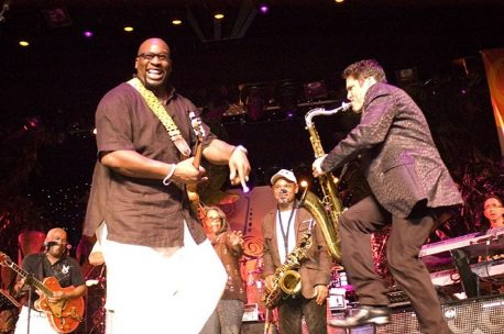 Wayman Tisdale at the 2006 Dave Koz & Friends Smooth Jazz Cruise