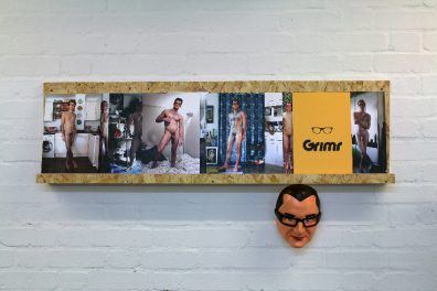 Grimr - Gallery view - Nigel Grimmer