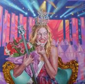 Laughing While Reigning - Roxana Halls