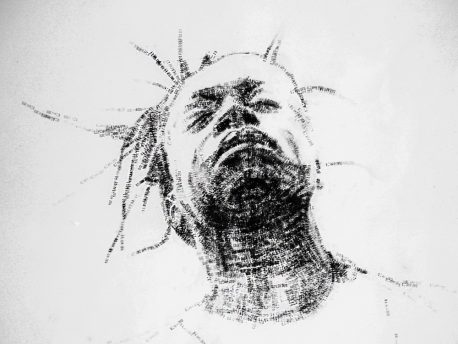 © Nicola Anthony, date stamp drawing, 2006