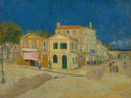 Vincent van Gogh, The Yellow House (The Street), 1888