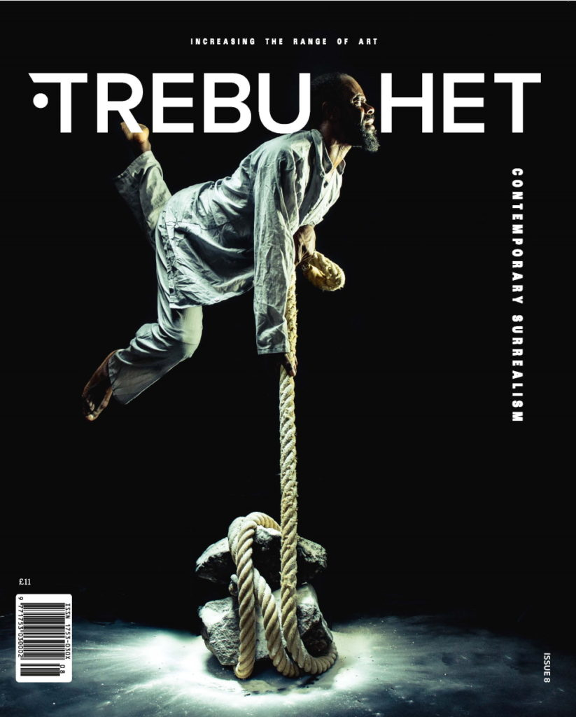 Trebuchet Issue 8 Contemporary Surrealism