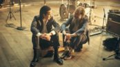 Nick Cave and Warren Ellie by Charlie Gray